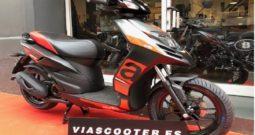 APRILIA SR Motard 50 2T Rojo 2020 Madrid