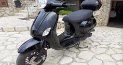 RIYA MOTORCYCLE ROME Negro 2017 5000 kms Baleares