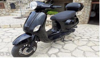 RIYA MOTORCYCLE ROME Negro 2017 5000 kms Baleares lleno