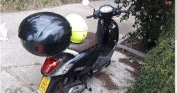 SYM FIDDLE III 50CC E4 Negro 2016 14000 kms Barcelona
