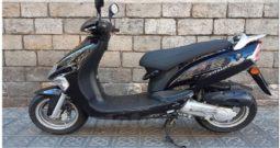 KYMCO VITALITY 50 Negro 2016 3000 kms Barcelona