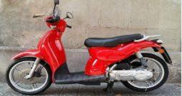 APRILIA Scarabeo 50 2t Rojo 2008 23000 kms Barcelona