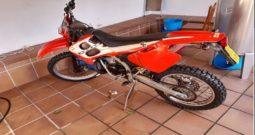 GAS GAS ROOKIE EC50 Rojo 2001 2000 kms Pontevedra