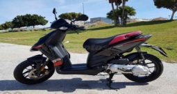 APRILIA SR Motard 50 2T Negro 2015 17000 kms Málaga