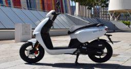 MOTOR HISPANIA MH SENSE 50CC Blanco 2019 0 km Granada