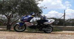 YAMAHA AEROX 50 4T Azul 2000 35000 kms Murcia
