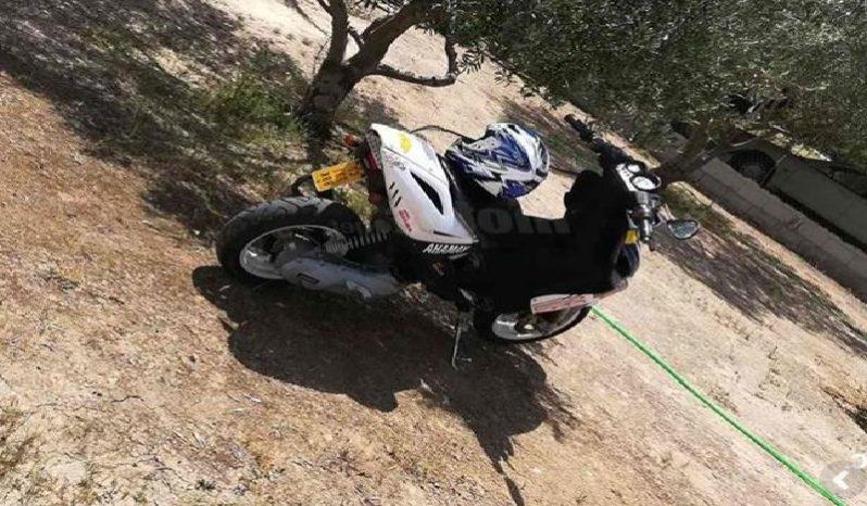 YAMAHA AEROX 50 4T Azul 2000 35000 kms Murcia lleno