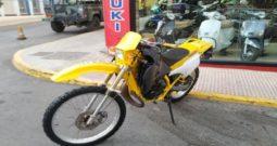 SUZUKI RMX 50cc Amarillo 2000 16000 kms Almería