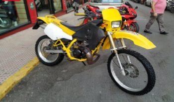 SUZUKI RMX 50cc Amarillo 2000 16000 kms Almería lleno