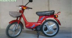VESPINO F9 Rojo 1993 17000 kms Murcia
