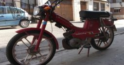 MOBILETTE LIBERTY Rojo 1990 6000 kms Cuenca