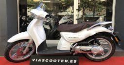 APRILIA Scarabeo 50 2t Gris claro 2019 0 km Valencia