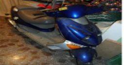 HYOSUNG SF 50 Azul 2002 4000 kms Ávila