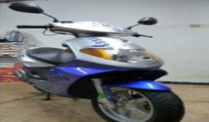 DAELIM S-FIVE Plateado 2005 20000 kms Barcelona lleno