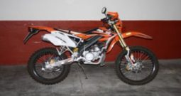 MOTOR HISPANIA RYZ PRO RACING Naranja 2009 3000 kms Ciudad Real