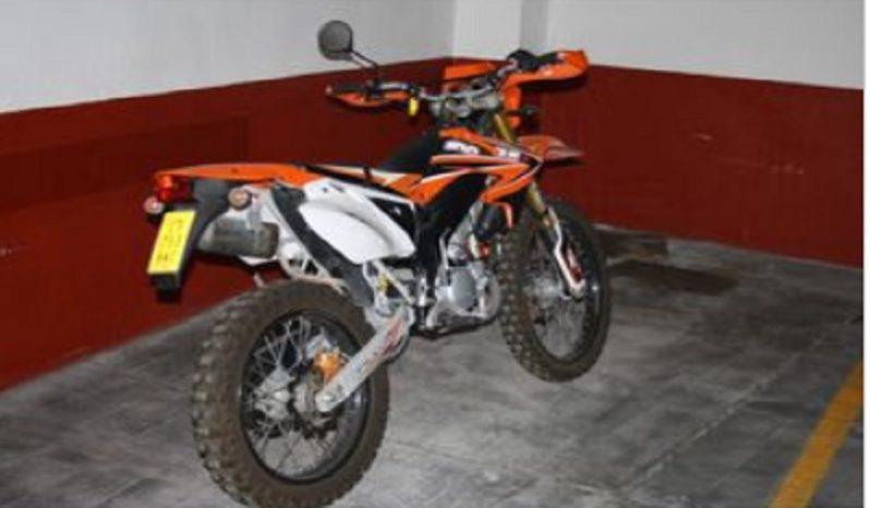MOTOR HISPANIA RYZ PRO RACING Naranja 2009 3000 kms Ciudad Real lleno