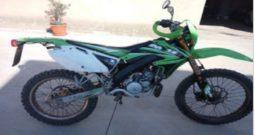 MOTOR HISPANIA RYZ PRO RACING Verde 2008 8000 kms Cuenca