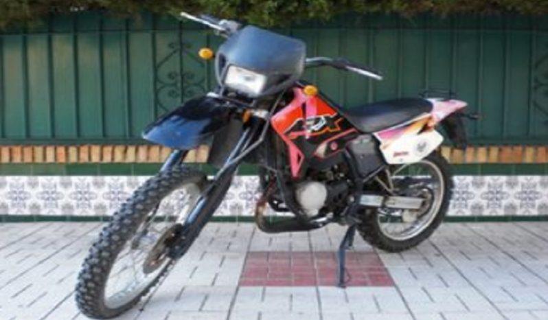 APRILIA RX 50 Negro 2003 57000 kms Valencia lleno