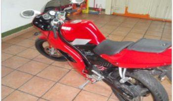 MOTOR HISPANIA RX 50 RACING Rojo 2007 5000 kms Valladolid lleno