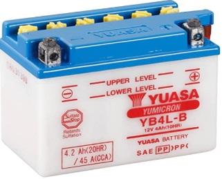 bateria yuasa ciclomotor 50cc
