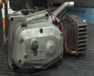 motor ciclomotor